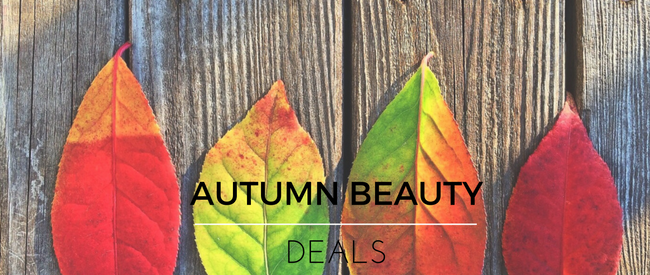 Autumn Beauty Deals