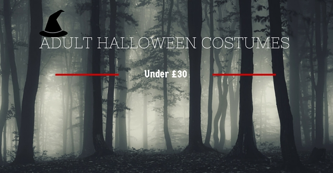 Adult Halloween Costumes Under 30 Pounds