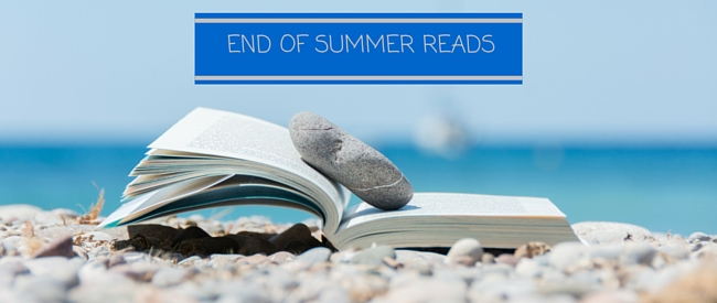 Deals on End of Summer Reading