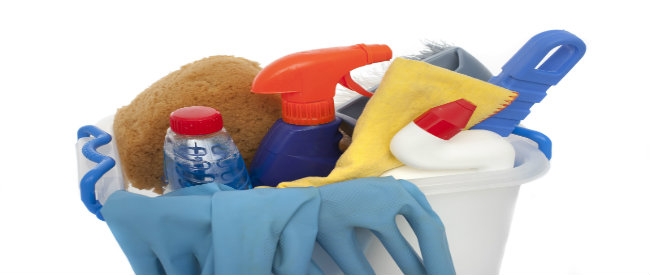 How Many Cleaning Products Do You Really Need…