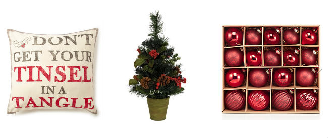 Save on Decorating for Your First Christmas